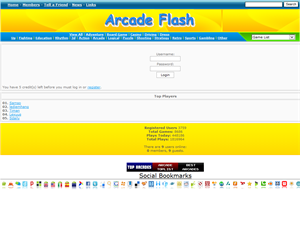 Arcade Flash Games