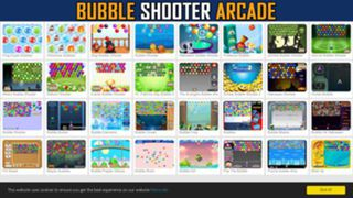Bubble Shooter Arcade