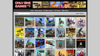 Only Bike Games