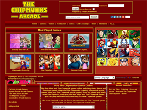 The Chipmunks Arcade