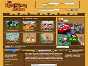 The Flintstones Arcade